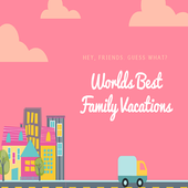 Best Family Vacations in World icon