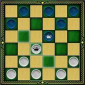 Jogo de Damas Brasileiro ícone