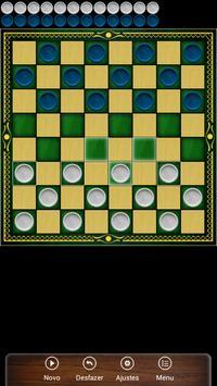 Jogo de Damas Brasileiro imagem de tela 3