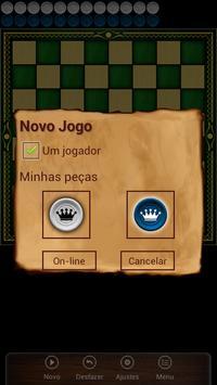 Jogo de Damas Brasileiro imagem de tela 4