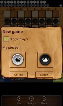 Dama screenshot 2