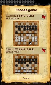 Dama screenshot 6