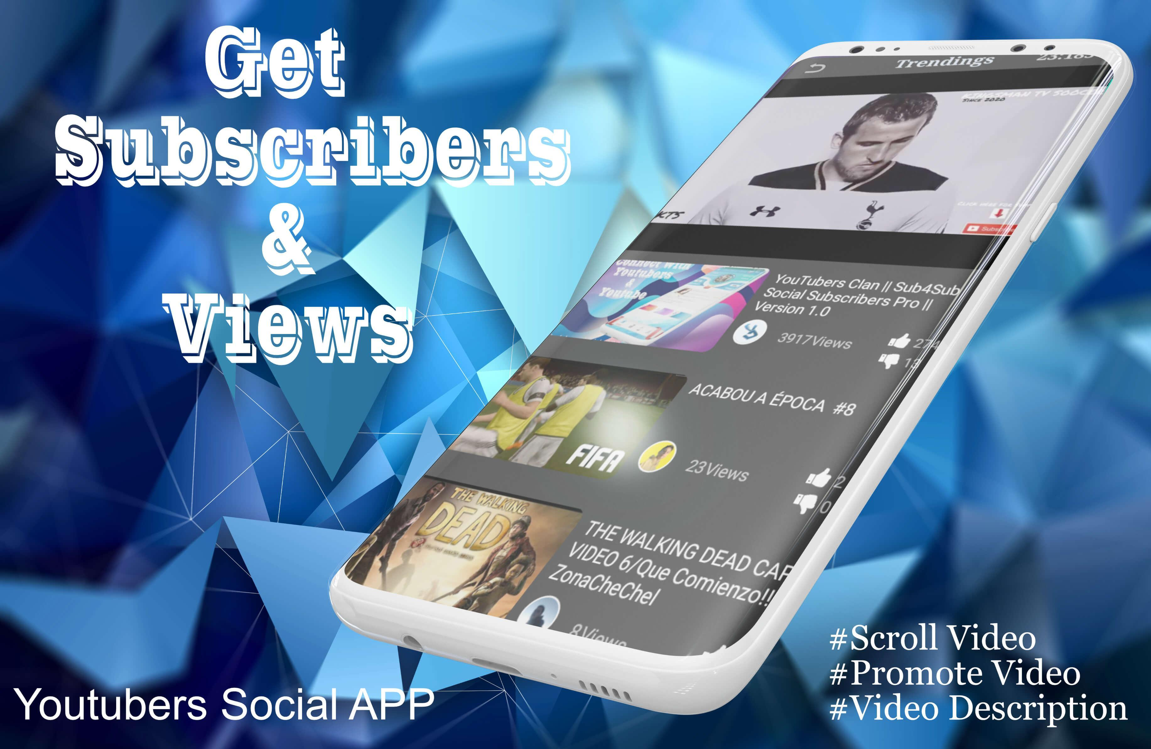 YouTubers Clan || Sub4Sub Social Subscribers Pro for Android - APK Download