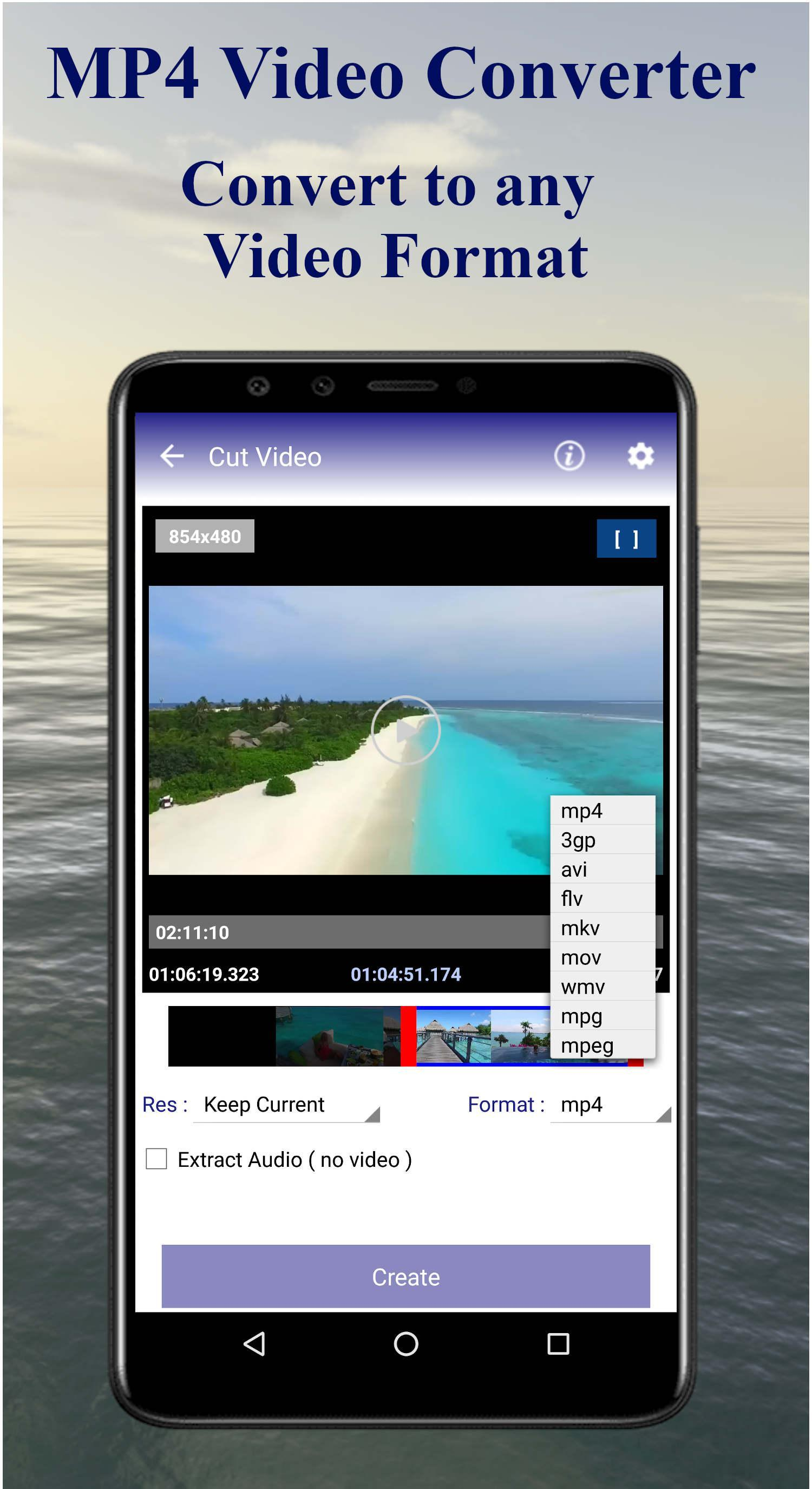 Mp4 Video Converter for Android - APK Download