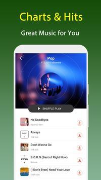 Free Music Download & Mp3 music downloader screenshot 2