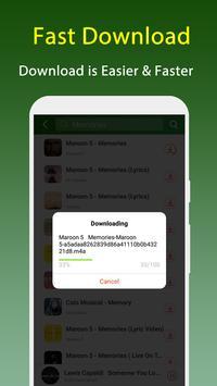 Free Music Download & Mp3 music downloader screenshot 4
