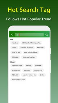Free Music Download & Mp3 music downloader screenshot 5