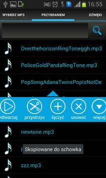 Tapicerka mp3 screenshot 4