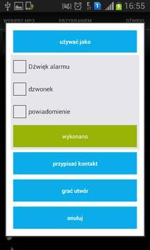 Tapicerka mp3 screenshot 3