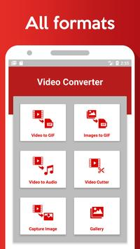 Video Converter: Video to MP3, GIF, Video Cutter постер