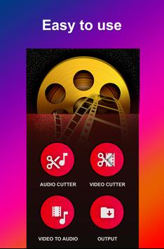 video to mp3 converter पोस्टर