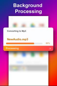 video to mp3 converter स्क्रीनशॉट 14