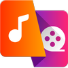 Convertidor de vídeo a MP3 icono