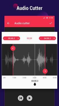 MP3 Converter - mengubah video ke mp3, pemotong screenshot 3