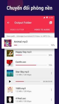 Chuyển video thành zing mp3, tách nhạc từ video ảnh chụp màn hình 5