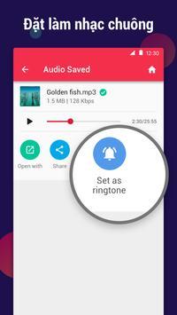 Chuyển video thành zing mp3, tách nhạc từ video ảnh chụp màn hình 6