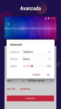 Convertidor de vídeo a MP3 captura de pantalla 4