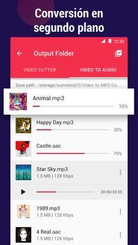 Convertidor de vídeo a MP3 captura de pantalla 5