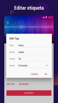 Convertidor de vídeo a MP3 captura de pantalla 3