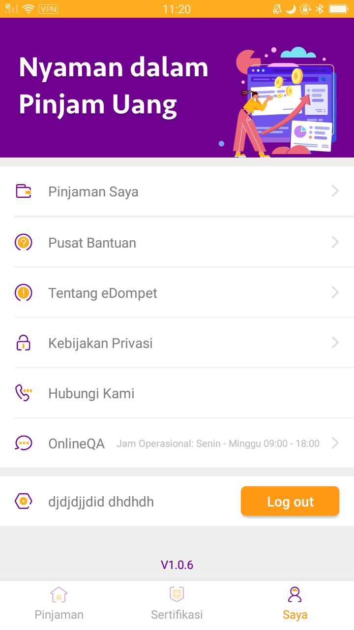 eDompet for Android - APK Download