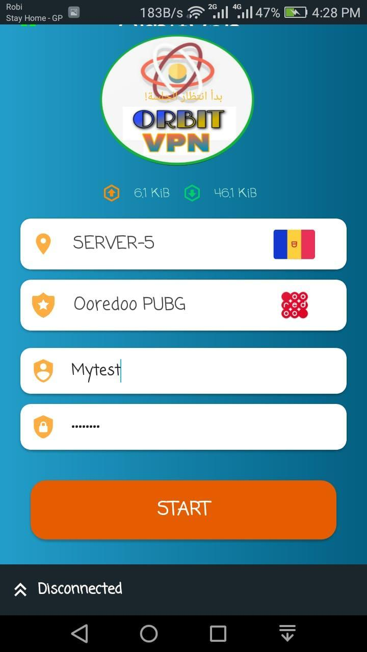 Orbit Vpn For Android Apk Download