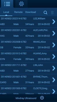 MedSight captura de pantalla 2