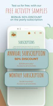 Montessori Activities screenshot 2