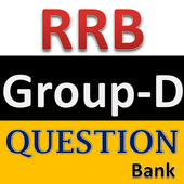 RRB group D 2018 Question Papers icon