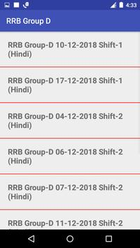 RRB group D 2018 Question Papers screenshot 2