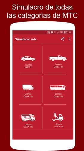 Simulacro De Examen De Conocimientos Peru 2021 Apk 2 5 Download For Android Download Simulacro De Examen De Conocimientos Peru 2021 Apk Latest Version Apkfab Com
