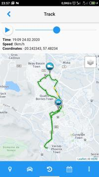 TrackMe screenshot 2