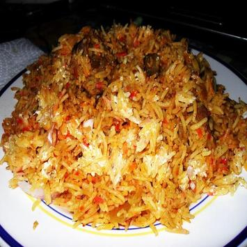 Mutton Keema Biryani Recipes screenshot 1
