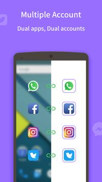 Multichat - 2 accounts for 2 whatsapp & App clone for Android - APK