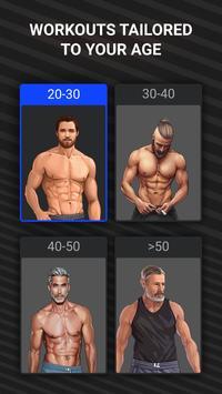 Muscle Booster Workout Planner screenshot 4