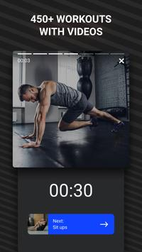 Muscle Booster Workout Planner screenshot 5