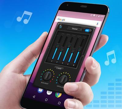 Equaliser dan peningkat bass screenshot 6