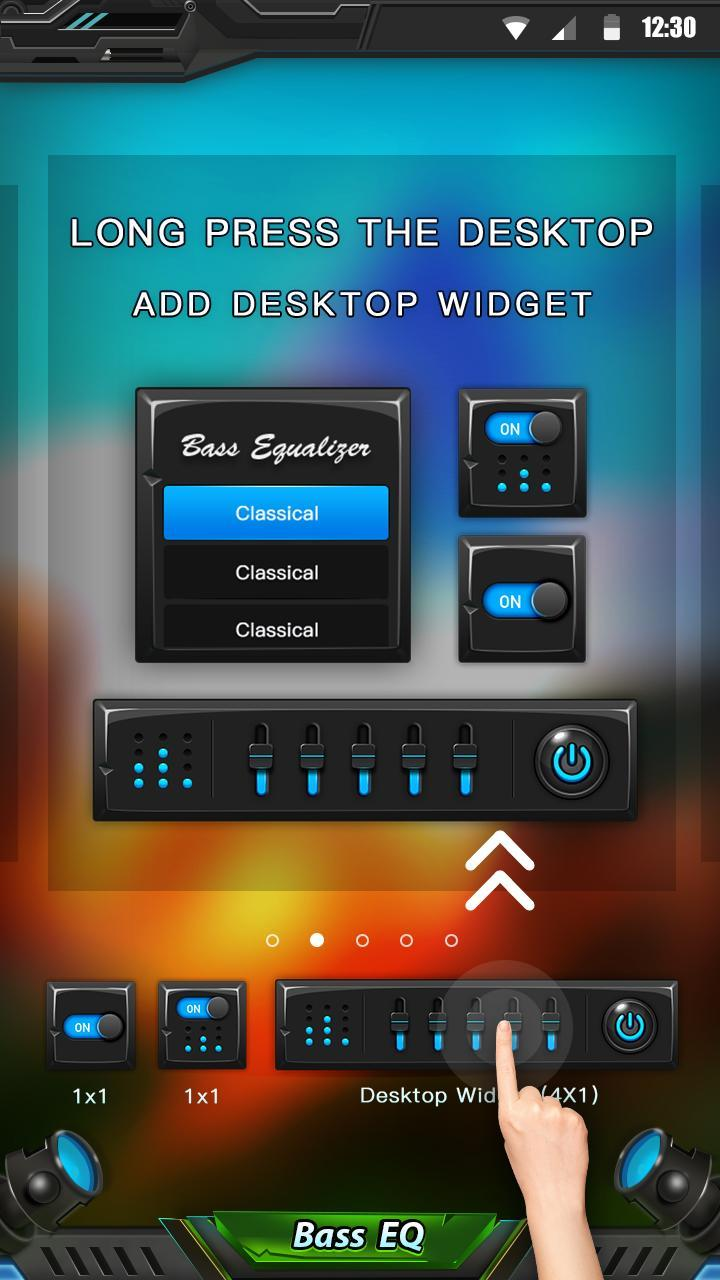 Equalizer & Bass Booster for Android - APK Download