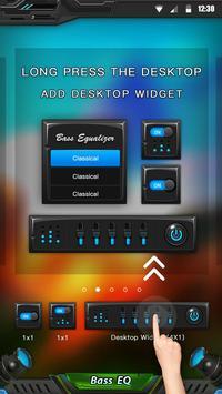 Equaliser dan peningkat bass screenshot 3