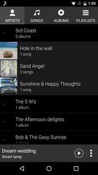 Simple Music Player - Gapless for Local Music screenshot 2