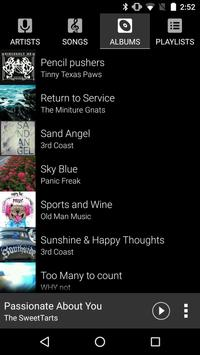 Simple Music Player - Gapless for Local Music screenshot 4