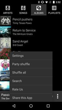 Simple Music Player - Gapless for Local Music screenshot 6
