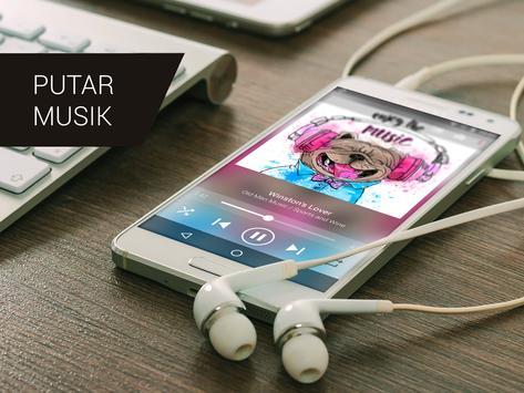 Pemutar musik screenshot 2