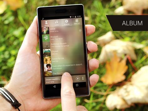Pemutar musik screenshot 6