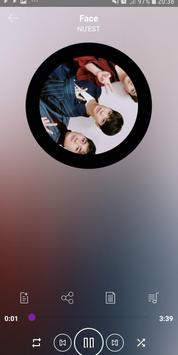 NU'EST - songs, offline with lyric screenshot 1