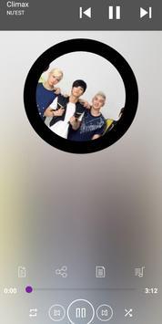 NU'EST - songs, offline with lyric screenshot 6