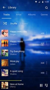 Pemutar musik - Pemutar Audio screenshot 6