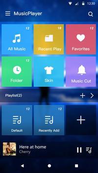 Pemutar musik - Pemutar Audio screenshot 7