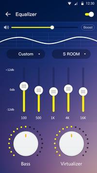 Music Player - Audio Player & Music Equalizer screenshot 2