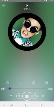 Zion.T poster