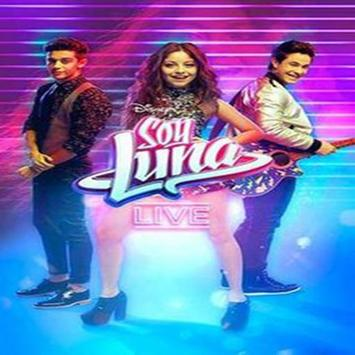 Soy Luna - Que mas da Musica Letras Chat poster